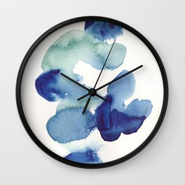 12   | 190816 | Surrender | Abstract Watercolour Painting Wall Clock