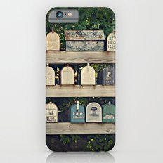 Mailboxes Slim Case iPhone 6s