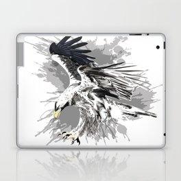 Stylized eagle art Laptop & iPad Skin