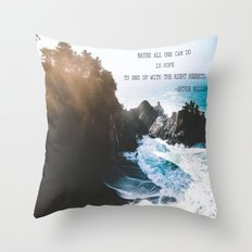 Good Stuff Throw Pillow