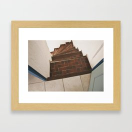 Stairs Framed Art Print