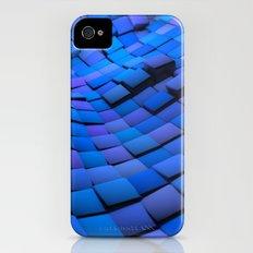 Blue Valley Slim Case iPhone (4, 4s)