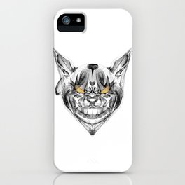 Cheshire Cat (American McGee's Alice) iPhone Case