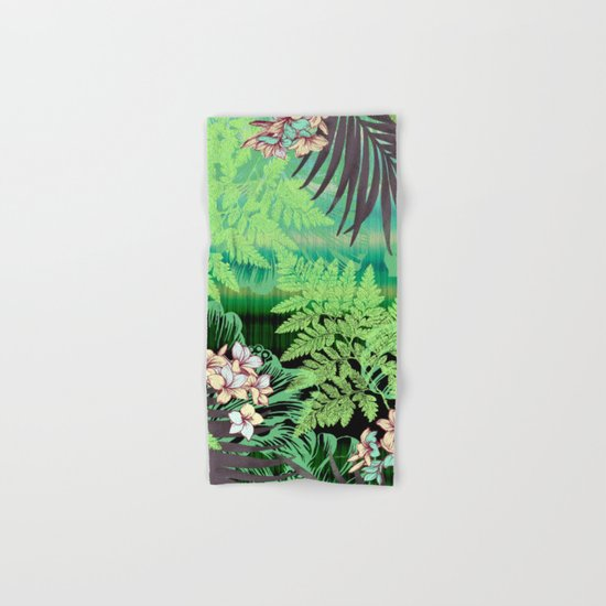Cool Tranquility Hand & Bath Towel