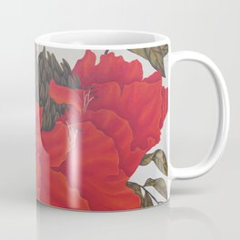 Spathodea Campanulata Coffee Mug