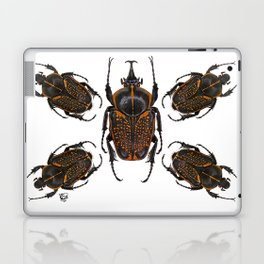 Goliath Flower Beetle Laptop & iPad Skin