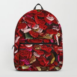 Padlocks of Love Backpack