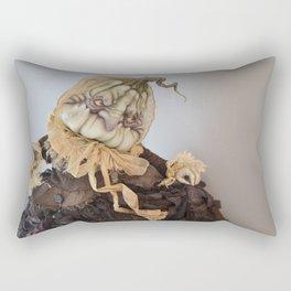 Rucus Studio Halloween Drucilla Fusspot Rectangular Pillow