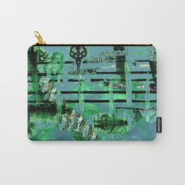 Green Dervish Carry-All Pouch