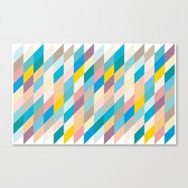 Paralolograms Canvas Print