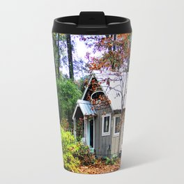 fall abode Travel Mug