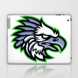 American Harpy Eagle Mascot Laptop & iPad Skin