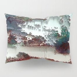 Untitled tree scene Pillow Sham