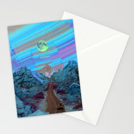 Blue Road Stationery Cards