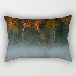 Fall Foliage Rectangular Pillow
