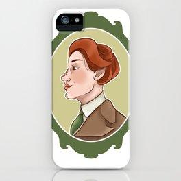 Rosalind Lutece iPhone Case
