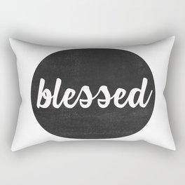 Blessed Rectangular Pillow
