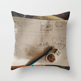 Design my ART Throw Pillow