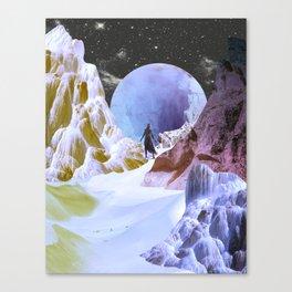 Space Odyssey  Canvas Print
