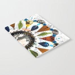 Earth Mandala Notebook
