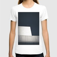 oslo T-shirts featuring The Opera by Marte Stromme