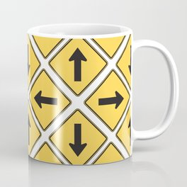 Any Which Way Coffee Mug
