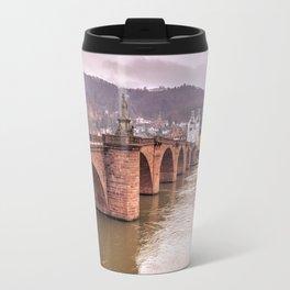 Heidelberg Bridge Travel Mug