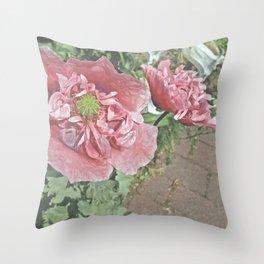 Blomma Throw Pillow