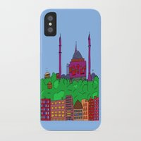istanbul iPhone & iPod Cases featuring Istanbul by andy_panda_