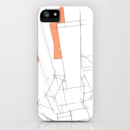 Big Plans 5 iPhone Case
