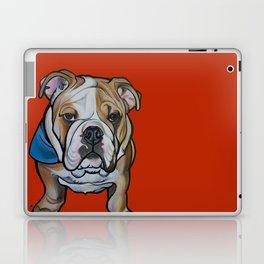 Johnny the English Bulldog Laptop & iPad Skin