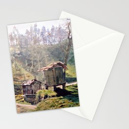 Cabazos Stationery Cards