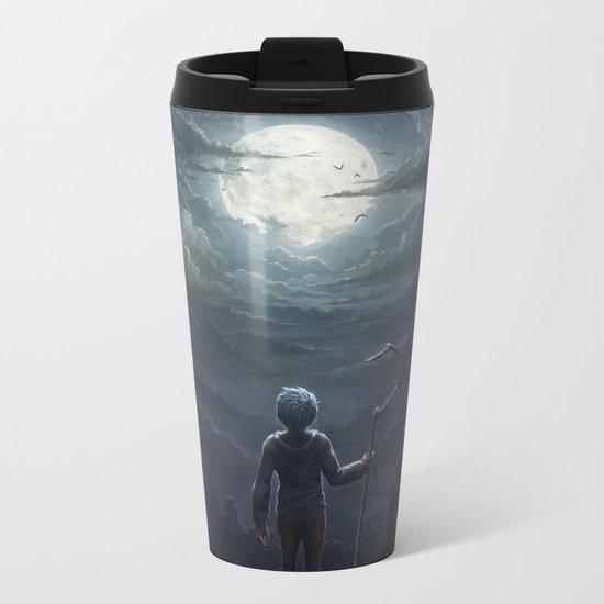 Jack Frost Metal Travel Mug
