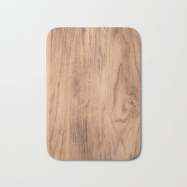 Wood Grain #575 Bath Mat