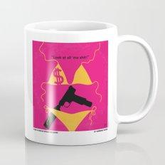 No218 My SPRING BREAKERS minimal movie poster Mug
