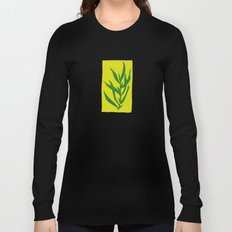 Leaf Shadow Long Sleeve T-shirt