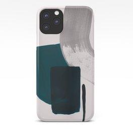 minimalist painting 02 iPhone Case
