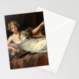 "Francisco Goya ""La Marquesa de Santa Cruz (The Marquise de Santa Cruz)"" Stationery Cards"