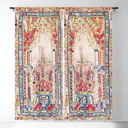 Banya Luka Bosnian Wall Hanging Print Blackout Curtain