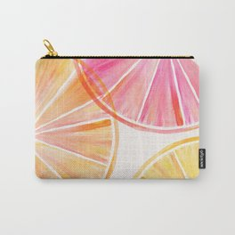 Summer Citrus Party Carry-All Pouch