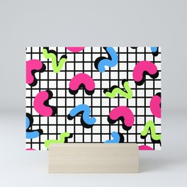 Ziggy Zag Mini Art Print