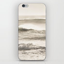 Windswept Waves iPhone Skin