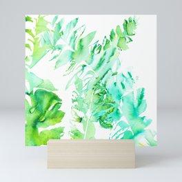 Palms, Fronds, Leaves Mini Art Print