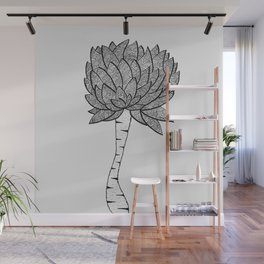 Zen tree Wall Mural