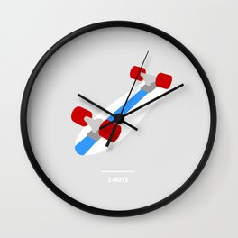 Z-BOYS ( Lords of Dogtown  ) Wall Clock