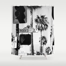 Rodeo Drive Shower Curtain