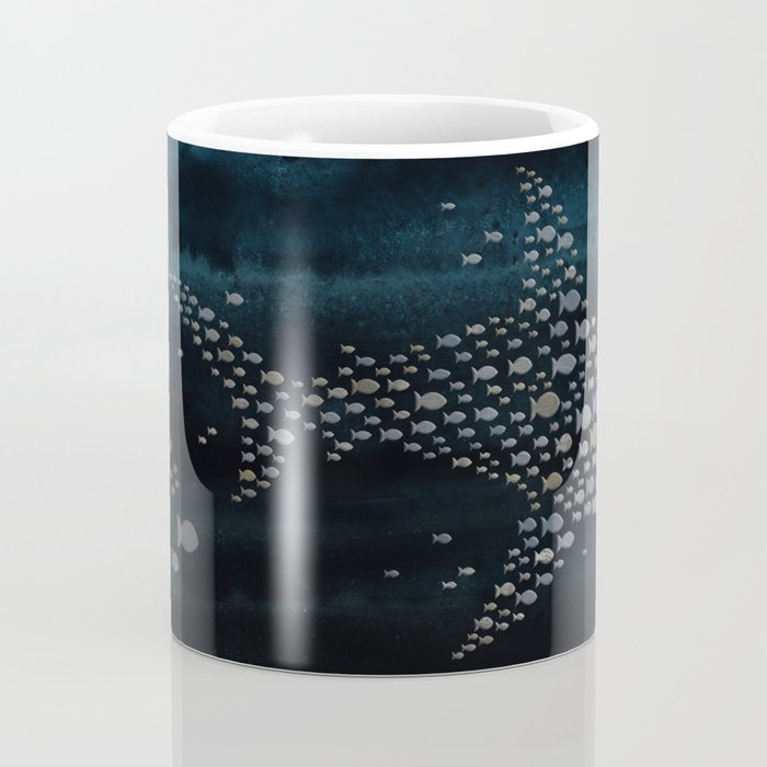 Shark! Coffee Mug