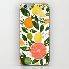 Punch Bowl Pattern iPhone Skin