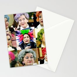 The Faces of Slocombe Stationery Cards