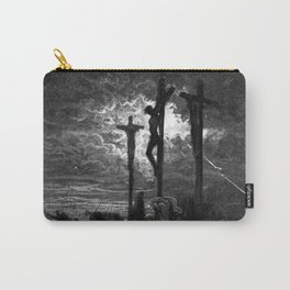 Crucifixiondarkness - Dore Carry-All Pouch